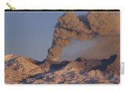 Mt Ruapehu 1996 Eruption New Zealand Carry-all Pouch