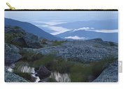Mt. Washington Blue Hour Carry-all Pouch