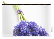 Muscari Or Grape Hyacinth Carry-all Pouch