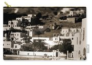 Mykonos Greece Carry-all Pouch