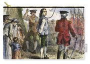Nathan Hale (1755-1776) Carry-all Pouch