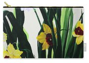 Nature's Trumpets Carry-all Pouch