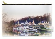 On Boathouse Row Carry-all Pouch
