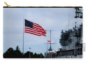 Naval Park And Museum Carry-all Pouch