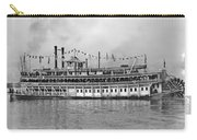 New Orleans Steamboat Carry-all Pouch