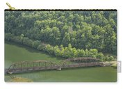 New River Scene 17 Carry-all Pouch