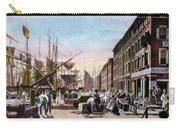 New York City, C1820 Carry-all Pouch