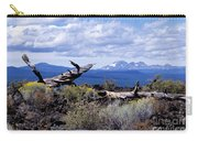 Newberry Lava Beds Carry-all Pouch