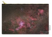 Ngc 3372, The Eta Carinae Nebula Carry-all Pouch by Robert Gendler