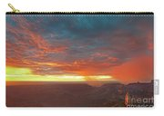 North Rim Grand Canyon National Park Arizona Carry-all Pouch