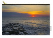 North Wildwood Sunrise Carry-all Pouch
