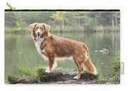 Nova Scotia Duck Tolling Retriever Carry-all Pouch