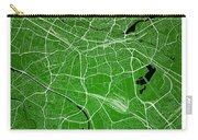 Nuremberg Street Map - Nuremberg Germany Road Map Art On Colored Carry-all Pouch