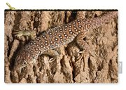 Ocellated Lizard Timon Lepidus Carry-all Pouch