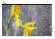 2 Old Daffodils Carry-all Pouch