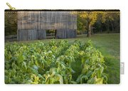 Old Tobacco Barn Carry-all Pouch by Brian Jannsen