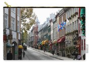 Old Town Quebec - Canada Carry-all Pouch