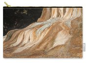 Orange Spring Mound At Mammoth Hot Springs Carry-all Pouch