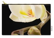 Orchid Carry-all Pouch by Ilze Lucero