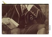 Oscar Wilde 1882 Carry-all Pouch