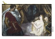 Othello, 19th Century Carry-all Pouch