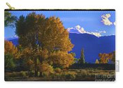 Owens Valley Fall Colors  Carry-all Pouch