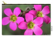 Oxalis Magnifica Carry-all Pouch