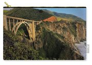Pacific Coast Highway Carry-all Pouch by Benjamin Yeager