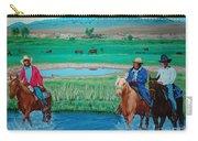 Paiute Cattlemen Carry-all Pouch