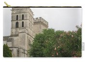Palace Of The Pope - Avignon Carry-all Pouch