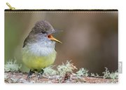 Pale-edged Flycatcher Carry-all Pouch