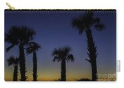 Palmetto Sunset Carry-all Pouch