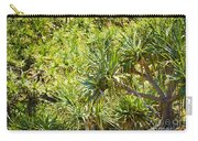 Pandanus Palm Tree Carry-all Pouch