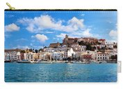 Panorama Of Ibiza Spain Carry-all Pouch