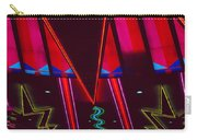 Panoramic View Of New York New York Carry-all Pouch