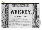 Patent Medicine Poster Carry-all Pouch