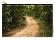 Pathway In The Woods Carry-all Pouch