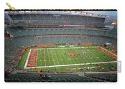 Paul Brown Stadium Carry-all Pouch by Dan Sproul