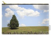 Peace At Manassas Carry-all Pouch