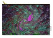 Peacock Dreams Carry-all Pouch