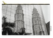 Petronas Towers Reflection Carry-all Pouch