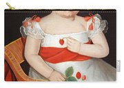 Phillips' The Strawberry Girl Carry-all Pouch