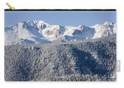 Pikes Peak Snow Carry-all Pouch