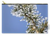 Pine Tree Branch Carry-all Pouch