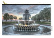 Majestic Sunset In Waterfront Park Carry-all Pouch