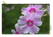 Pink Wood-sorrel  Carry-all Pouch