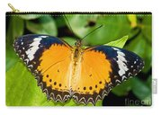 Plain Tiger Butterfly Carry-all Pouch