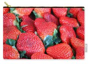 Plant City Strawberries Carry-all Pouch