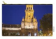 Plaza De Espana Tower In Seville Carry-all Pouch