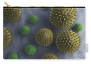 Pollen Grains Carry-all Pouch